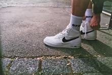0711 Classic Socken weiss 1 (Paar)