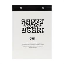 0711 - Abriss Jahreskalender